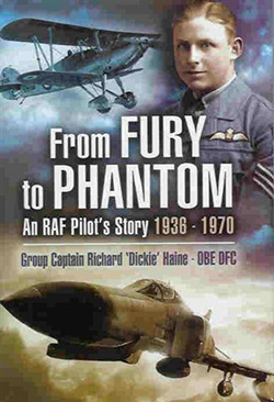 From Fury to Phantom by Richard Haine