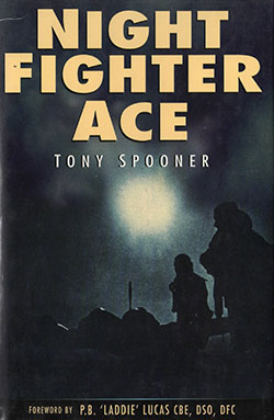Night Fighter Ace by Tony Spooner