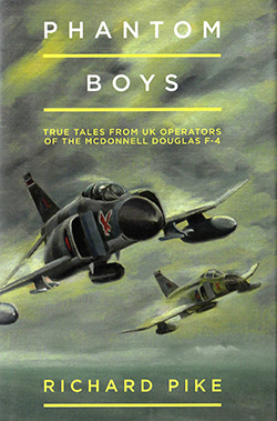 Phantom Boys by Richard Pike