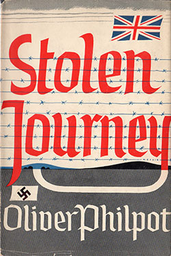 Stolen Journey by Oliver Philpot