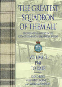 The Greatest Squadron of Them All Volume II by David Ross, Bruce Blanche and William Simpson
