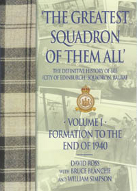 The Greatest Squadron of Them All by David Ross, Bruce Blanche and William Simpson