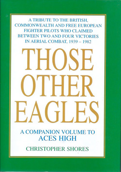Those Other Eagles by Christopher Shores