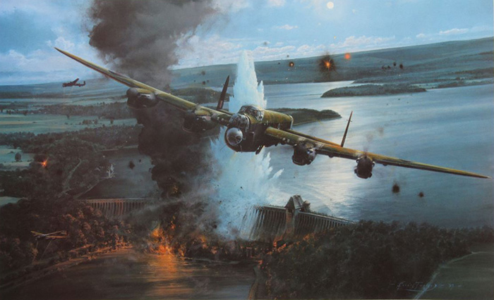 Operation Chastise by Robert Taylor
